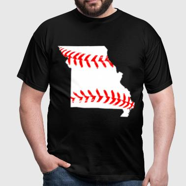 missouri baseball - Men's T-Shirt