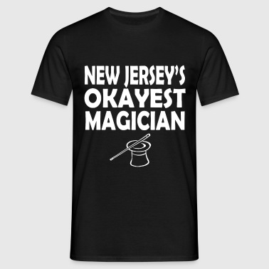 new jerseys okayest magician - Men's T-Shirt