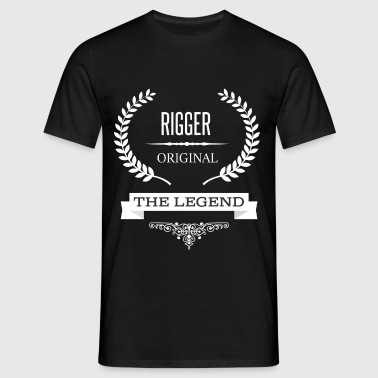 Rigger - Men's T-Shirt