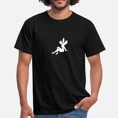 Seat Seated fairy - Men's T-Shirt