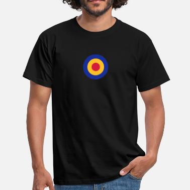 Electro circles - Men's T-Shirt