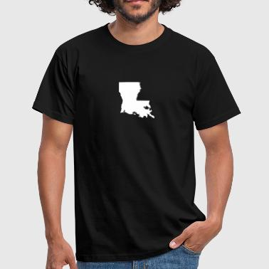 Louisiana - T-shirt Homme