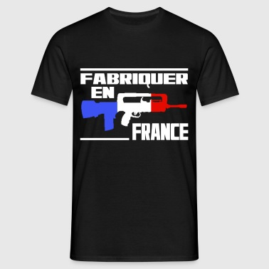 Famas - T-shirt Homme