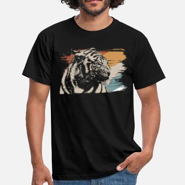 Animal Print Animal Print - El Tigro - Men's T-Shirt