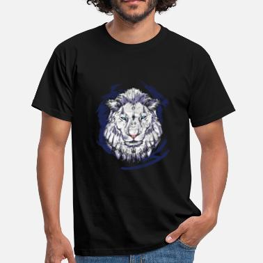 Animal Print Animal Prints - Leo - Men's T-Shirt