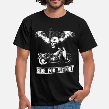Bikers military1 - T-shirt Homme