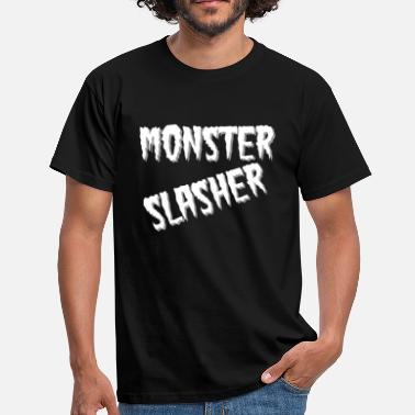 Slasher Monster slasher - Camiseta hombre