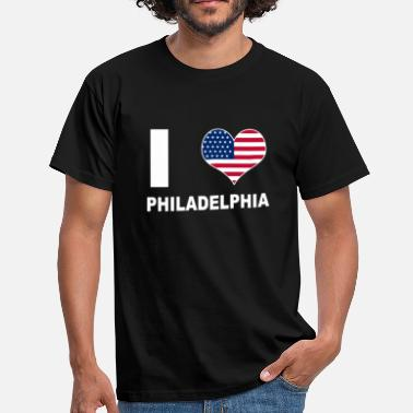 Philadelphia Eagles Philadelphia - Männer T-Shirt