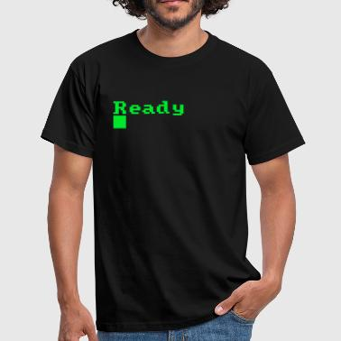 Amstrad 464 Ready - T-shirt Homme