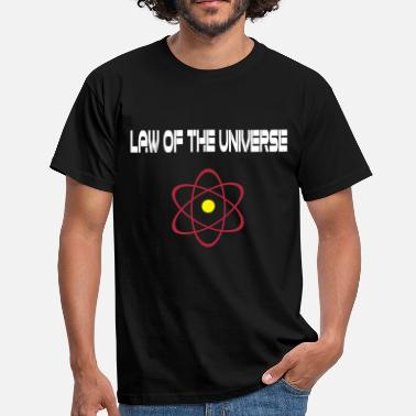 Law of the universe Elect - T-shirt Homme