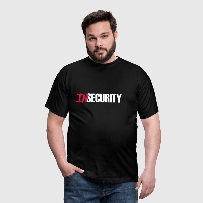 InSecurity - Männer T-Shirt