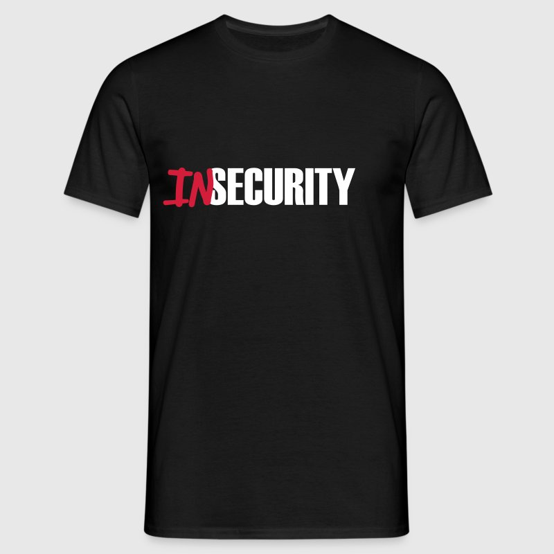 InSecurity - Men's T-Shirt