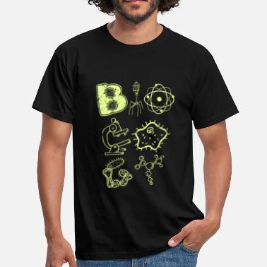 Biology Science Biology science - Men's T-Shirt