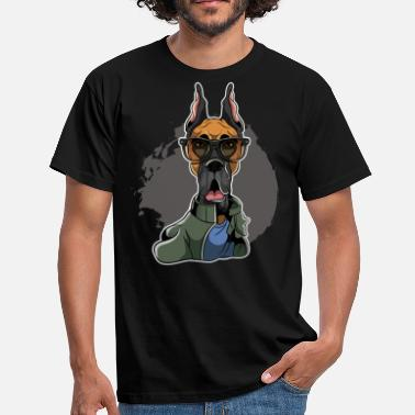 Great Dane Great Dane - Great Dane - Mannen T-shirt