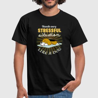 SITUATION STRESSANTE - T-shirt Homme