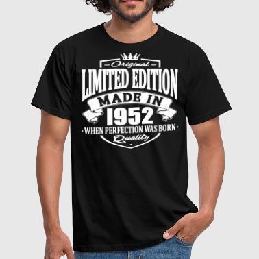 Made 1952 Limited edition made in 1952 - Men's T-Shirt
