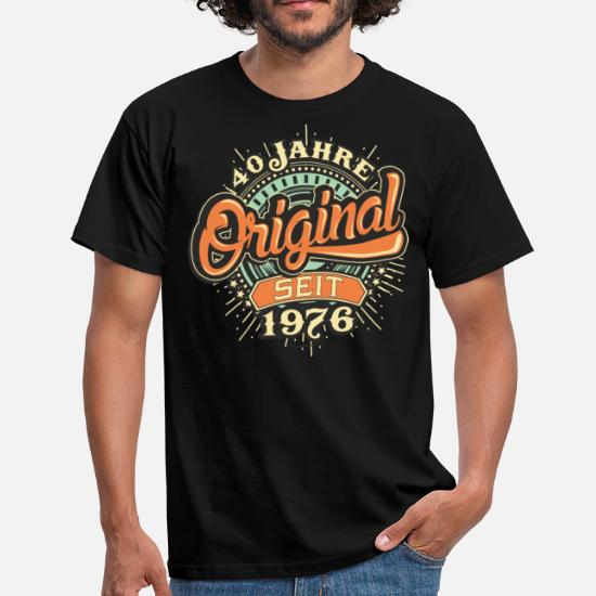Träger T-Shirt zum 43.Geburtstag 43 Jahre Top Coole Sprüche Geburtstag 1976