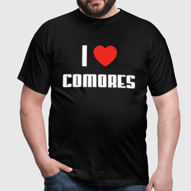 comores - T-shirt Homme