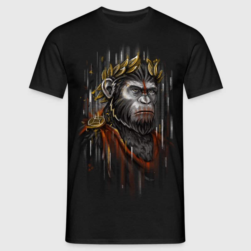 Caesar Ape - Men's T-Shirt