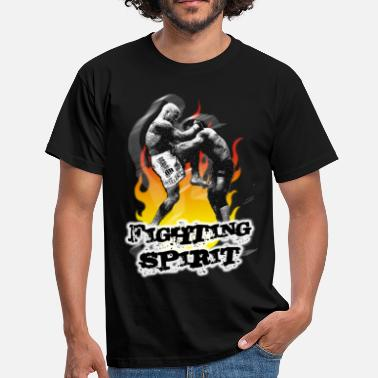 Spirit Fighting spirit - T-shirt Homme