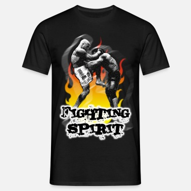 Fighting Spirit Fighting spirit - T-shirt Homme