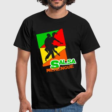 Merengue Salsa y merengue - Camiseta hombre