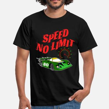 Gizmo Made specially for autoracing lovers out there! - Men's T-Shirt