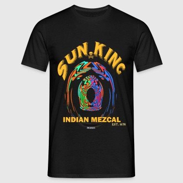 SUN KING INDIAN MEZCAL MIghtee 2015 - T-shirt Homme