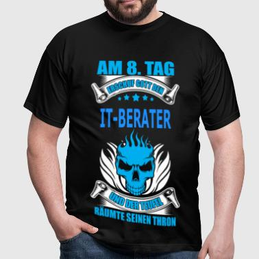 IT-BERATER - Männer T-Shirt
