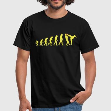 Anti-evolution evolution - Men's T-Shirt