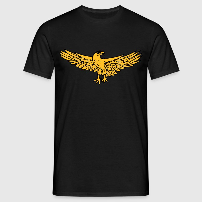 Eagle Rome SPQR - Men's T-Shirt
