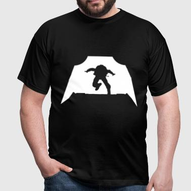 Skydiving - Parachuting - Men's T-Shirt