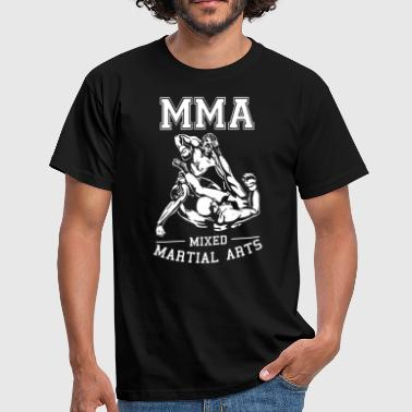Mma MMA Fighter Ground et Pound - Chemise MMA - T-shirt Homme