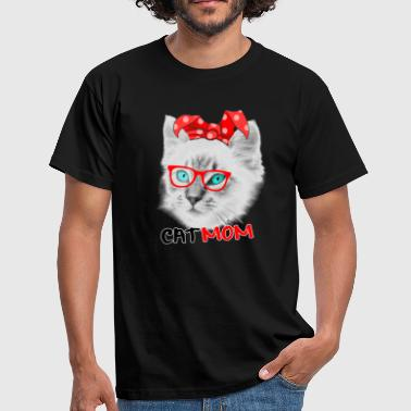 Chat maman - Best Cats maman - T-shirt Homme