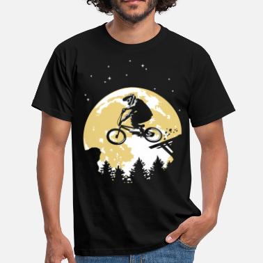 Bmx Full moon and BMX flex - T-shirt Homme