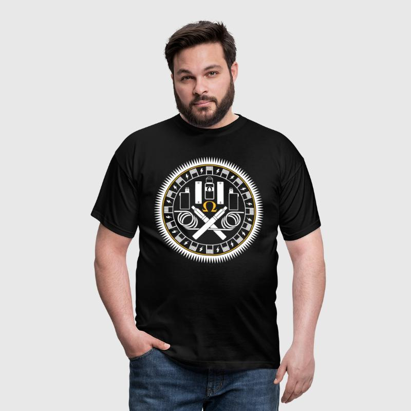 Vape-Shirt - Ohm - Men's T-Shirt