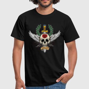 headshot - T-shirt Homme