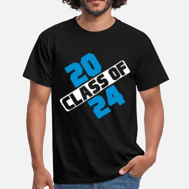 2024 CLASS OF 2024 - Men's T-Shirt