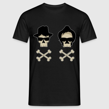Blues Brothers - T-shirt Homme