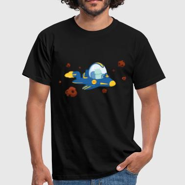 Space traveller - Men's T-Shirt