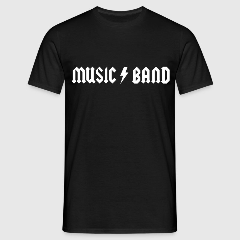 Generic Music Band - Men's T-Shirt