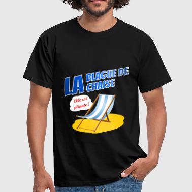 La blague de la chaise - Men's T-Shirt