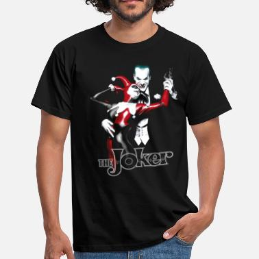 Joker Joker Dance teenage T-shirt - Herre-T-shirt