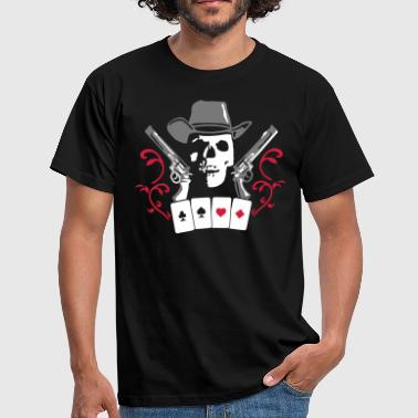 pokerface - T-shirt Homme