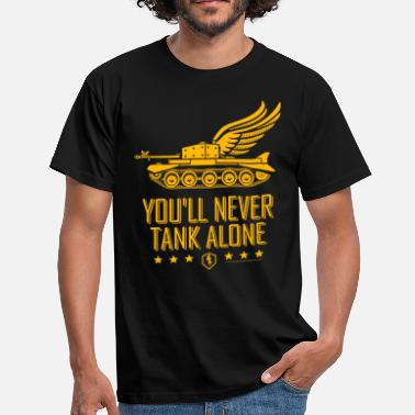 World of Tanks Blitz - T-shirt Homme