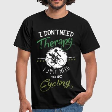 Therapie Cycling Therapy - Männer T-Shirt