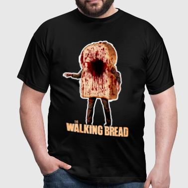 The Walking Bread - Men's T-Shirt
