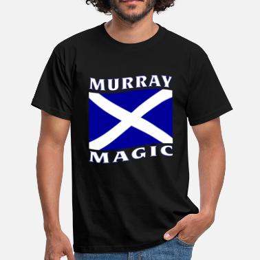 Andy Murray Magic  - Men's T-Shirt