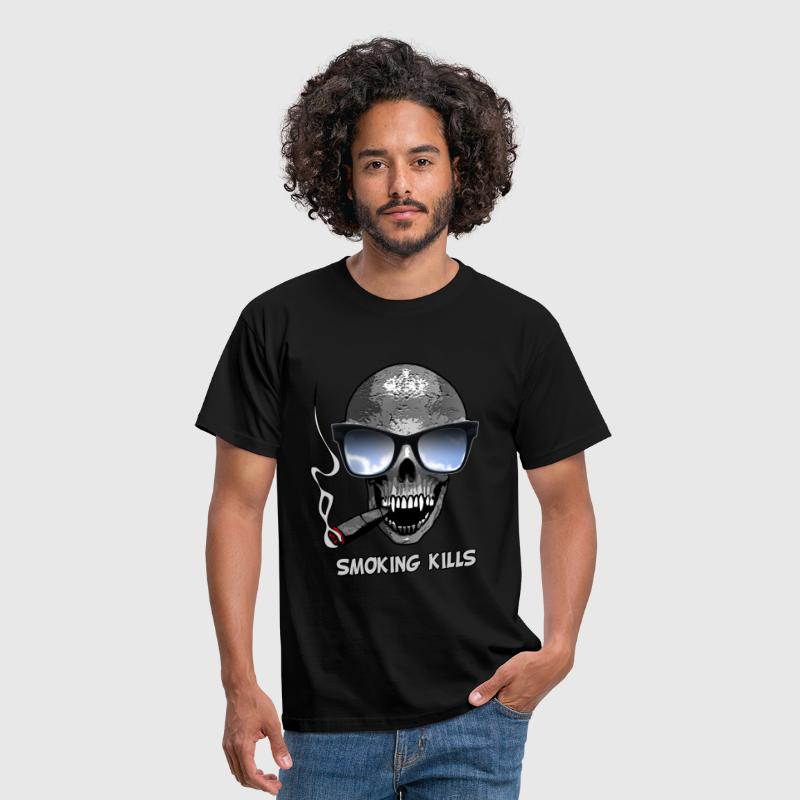 smoking kills - T-shirt Homme