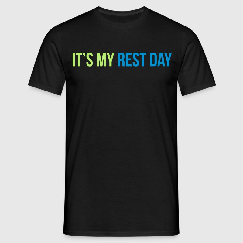 rest day - Men's T-Shirt